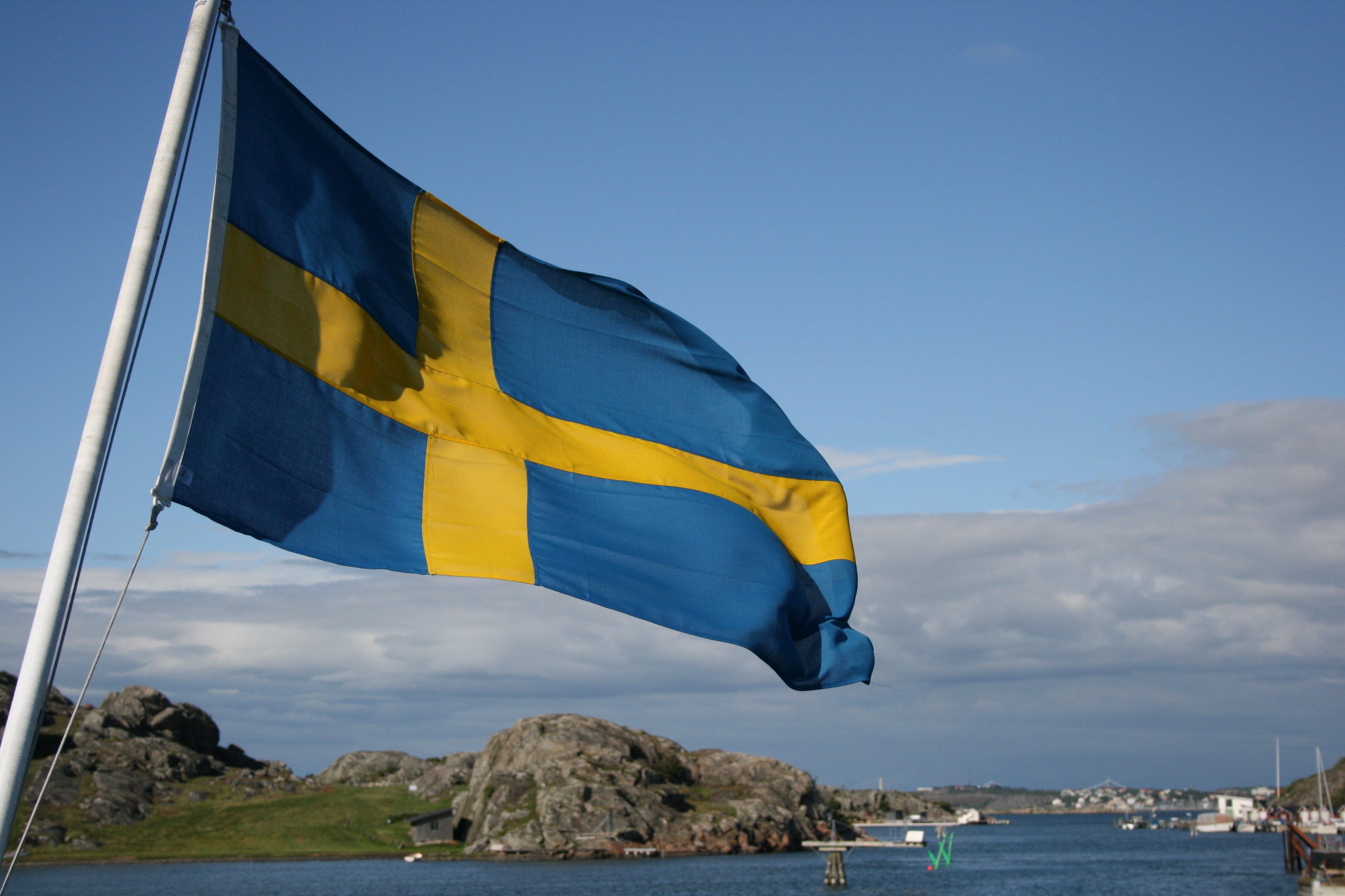 Exist? Quite abba swedish flag something is